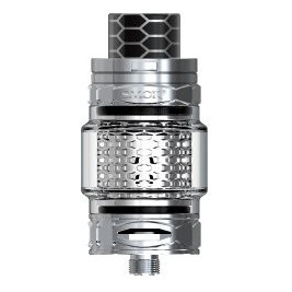 Smoktech TFV12 Prince Cobra Edition clearomizer Silver