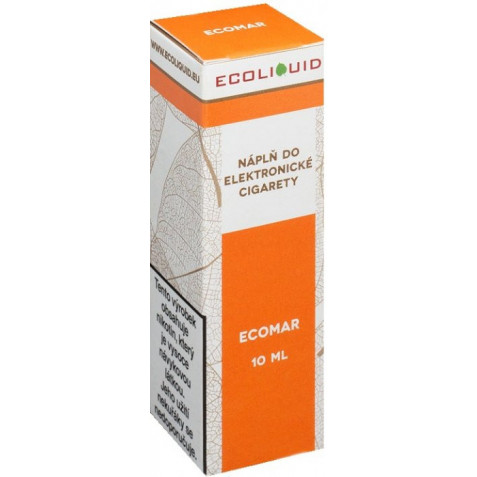 Liquid Ecoliquid ECOMAR 10ml - 0mg