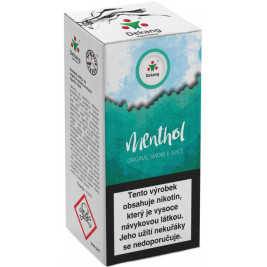 Liquid Dekang Menthol 10ml - 18mg (Mentol)
