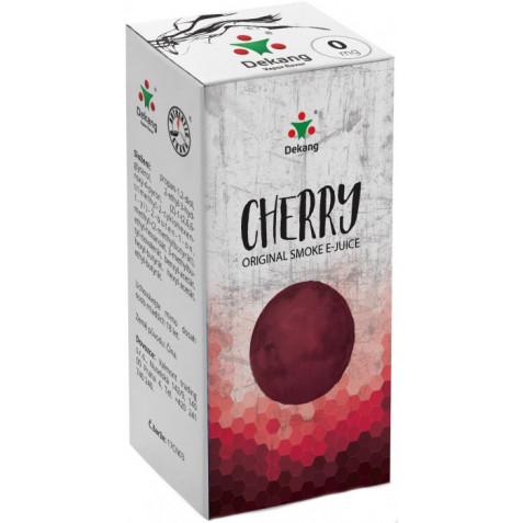 Liquid Dekang Cherry 10ml-0mg (Třešeň)