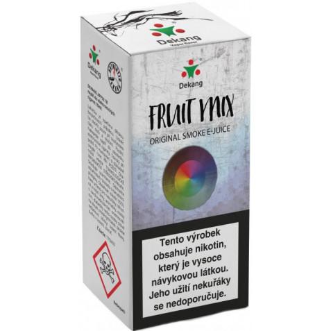 Liquid Dekang Fruit Mix (Ovocný mix) 10ml - 6mg