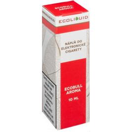 Liquid Ecoliquid Ecobull 10ml - 12mg (Energetický nápoj)