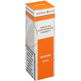 Liquid Ecoliquid ECOMAR 10ml - 6mg