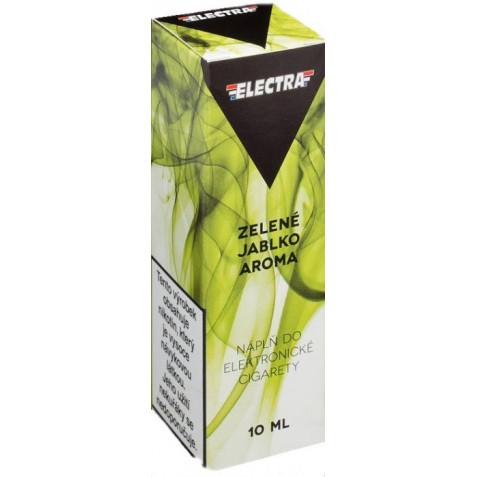 Liquid ELECTRA Green apple 10ml - 20mg (Zelené jablko)