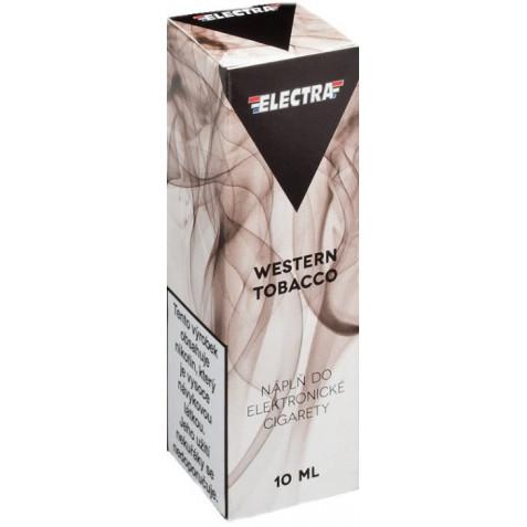 Liquid ELECTRA Western Tobacco 10ml - 12mg