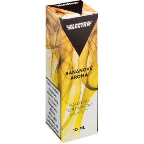 Liquid ELECTRA Banana 10ml - 12mg (Banán)