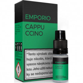 Liquid EMPORIO Cappuccino 10ml - 3mg