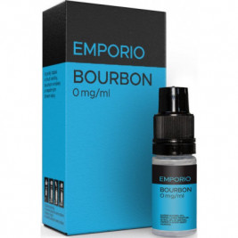 Liquid EMPORIO Bourbon 10ml - 0mg