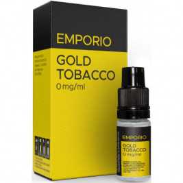 Liquid EMPORIO Gold Tobacco 10ml - 0mg