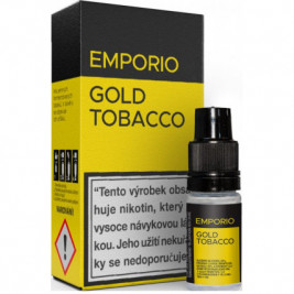 Liquid EMPORIO Gold Tobacco 10ml - 12mg