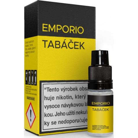 Liquid EMPORIO Tobacco 10ml - 9mg