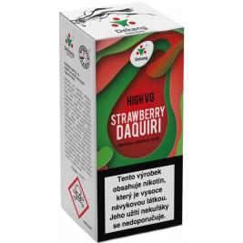 Liquid Dekang High VG Strawberry Daquiri 10ml - 6mg