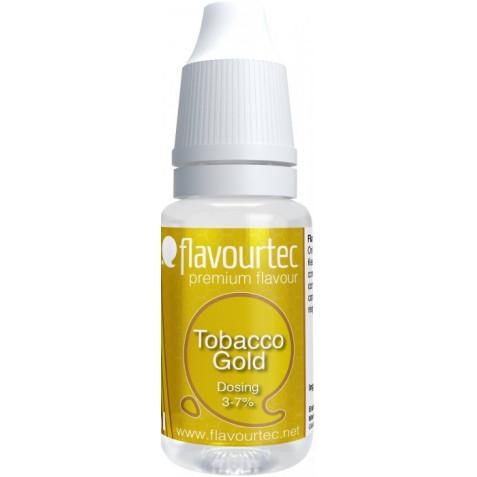 Příchuť Flavourtec Tobacco Gold 10ml (Zlatý tabák)