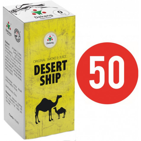 Liquid Dekang Fifty Desert Ship 10ml - 0mg