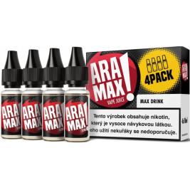 Liquid ARAMAX 4Pack Max Drink 4x10ml-18mg