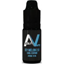 Příchuť About Vape (Bozz) Pure COOL EDITION 10ml ICY Melon V2.0