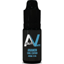 Příchuť About Vape (Bozz) Pure COOL EDITION 10ml Anamon