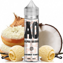 Příchuť Alpha Origins Shake and Vape 15ml Coconut Donut