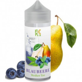 Příchuť KTS Tea Shake and Vape 30ml Blaubeere