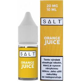 Liquid Juice Sauz SALT CZ Orange Juice 10ml - 20mg