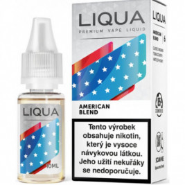 Liquid LIQUA CZ Elements American Blend 10ml-3mg (Americký míchaný tabák)