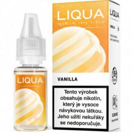 Liquid LIQUA CZ Elements Vanilla 10ml-18mg (Vanilka)