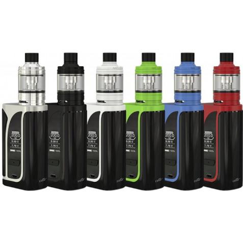 iSmoka-Eleaf iKuun i200 grip 4600mAh Full Kit D25 Black