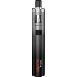 aSpire PockeX AIO elektronická cigareta 1500mAh ANNIVERSARY EDITION Black Grey