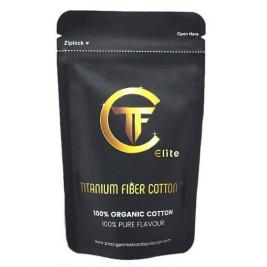 Titanium Fiber Cotton Elite organická bavlna