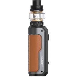 Smoktech Fortis 100W grip Full Kit Brown