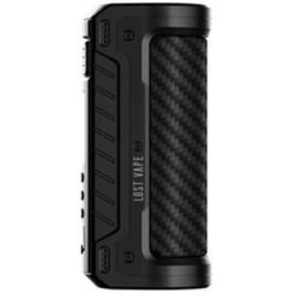 Lost Vape Hyperion DNA 100C Box grip Easy Kit Black Carbon Fiber